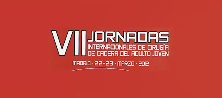 VII Jornadas Internacionales de Cirugía de Cadera del Adulto Joven