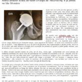 Gazeta de Votorantim - cirurgia no quadril